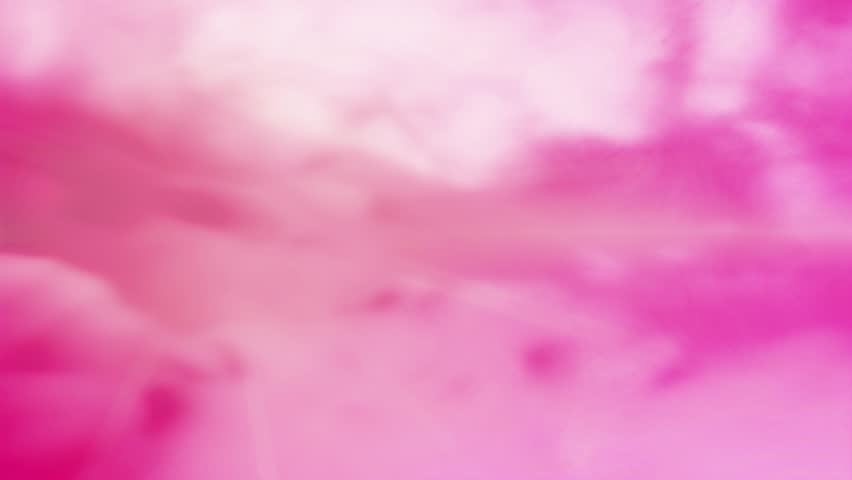 Pink Clouds abstract background