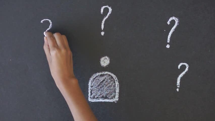 Many Questions | Shutterstock HD Video #3532811