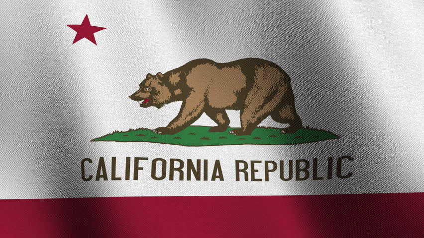 Seamless Loop Of The California 357436