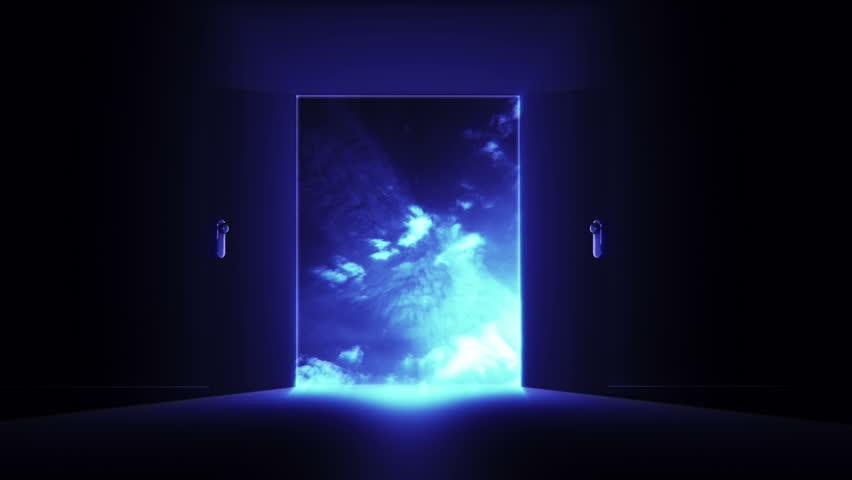 Mysterious Door v6 4 & Stock video of mysterious door v6 4   3651656   Shutterstock