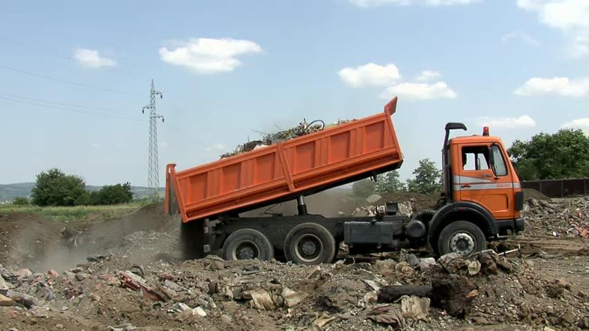 Dumper truck #3653855