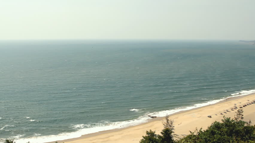 Panorama view of Goa nature in India #3745727