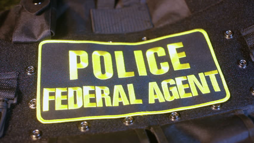 Police federal agent uniforms