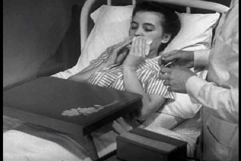 1950s - A documentary film about tuberculosis from 1955.