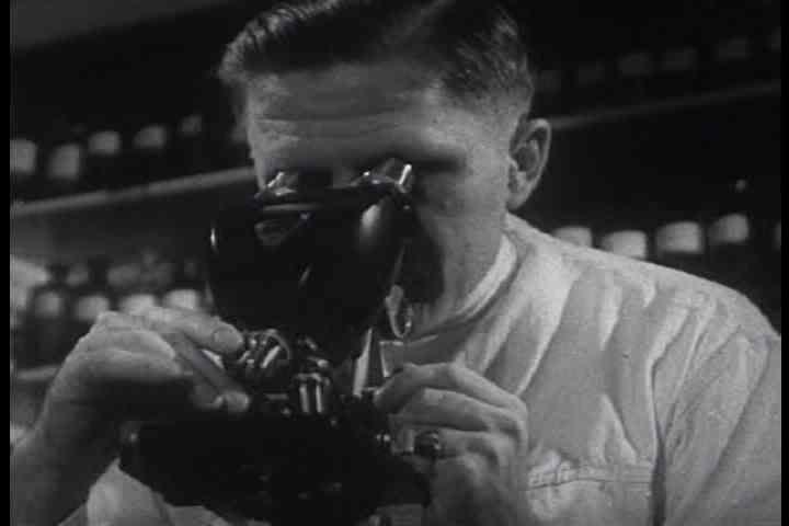 1950s - A documentary film from the 1950s about tuberculosis.