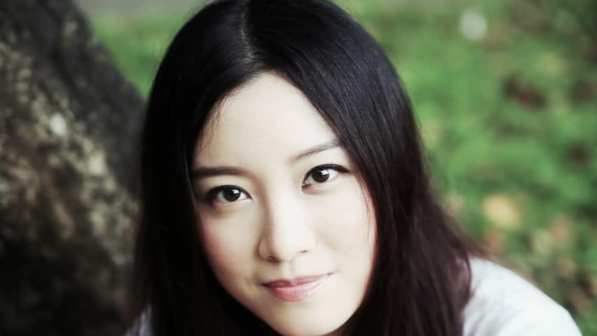 Korean girl stock footage video shutterstock voltagebd Images