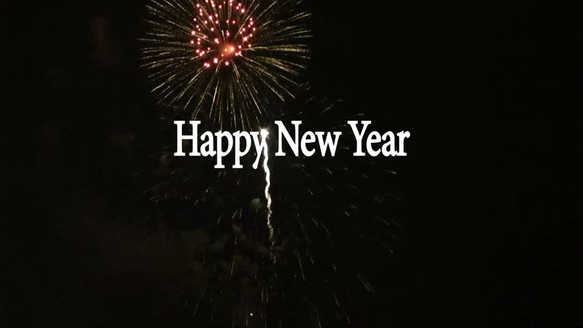 Happy New Year Fireworks 16