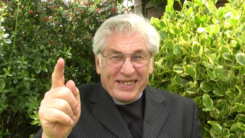 Header of vicar