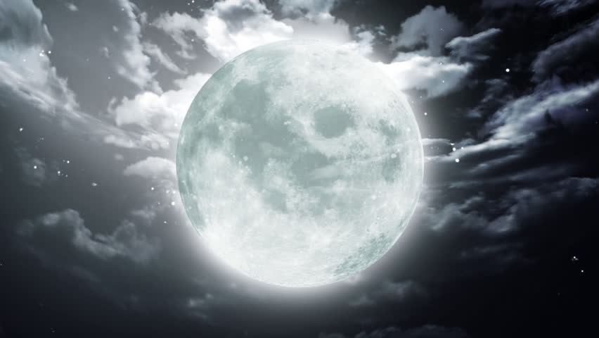 halloween moon background is suitable for halloween concept animation and event opening background hd - Halloween Background Video