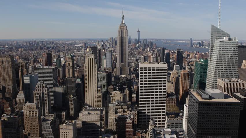 Midtown NYC Skyline Cam
