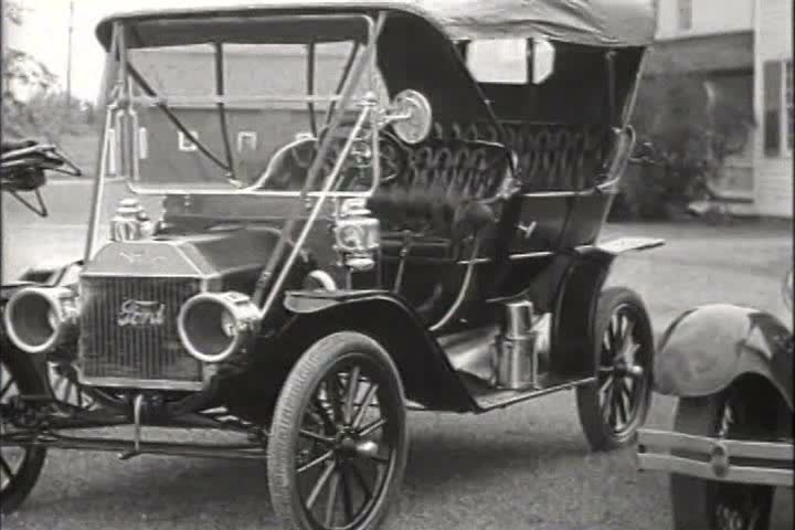 1920s - Various Models Of Ford Cars Throughout History Are Driven In 1927. Stock Footage Video 4112596 | Shutterstock & 1920s - Various Models Of Ford Cars Throughout History Are Driven ... markmcfarlin.com