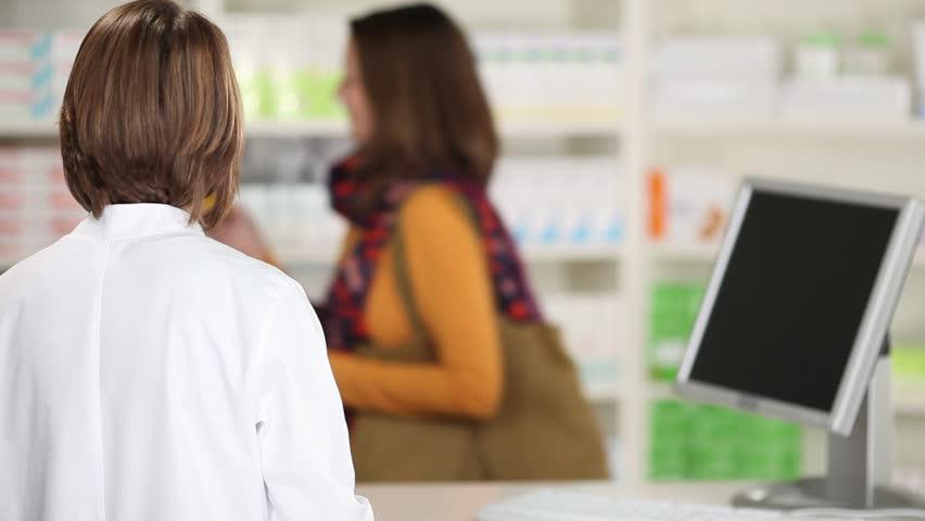 Header of pharmacy