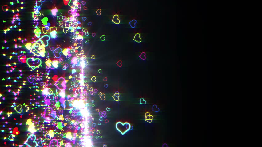 3d Colorful Music Notes Wallpaper: Animated Exploding Colorful 3d Music Notes 2 In 4k