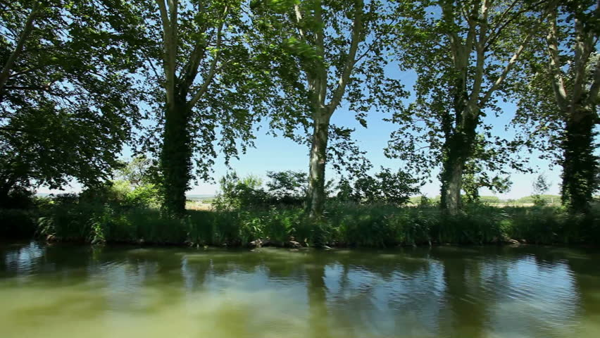 video of a south texas river lined with cypress trees. Black Bedroom Furniture Sets. Home Design Ideas