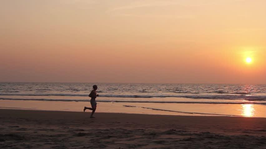 Nude Beach Workout