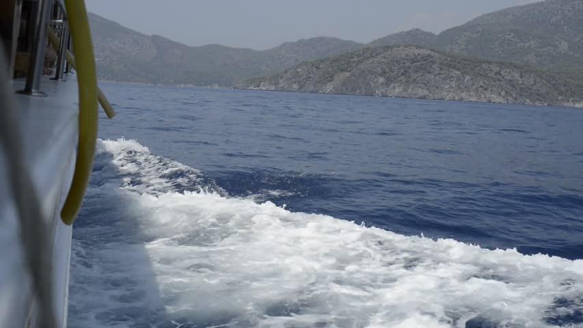 Header of overboard