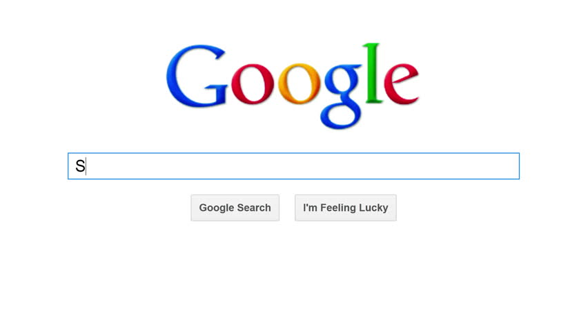Google - the most popular search engine in the world. Google processed more than 1.2 trillion search queries in 2012.