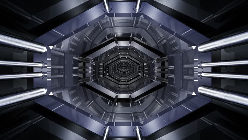 Tunnel Tube Metal SF.