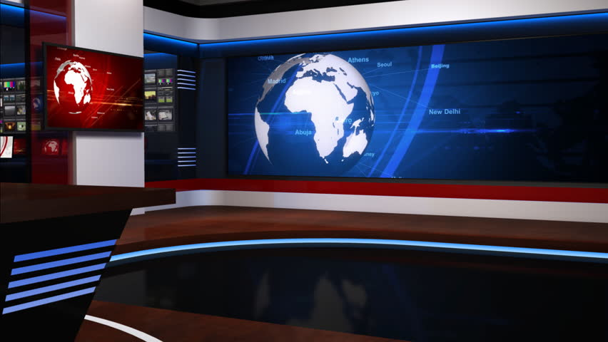 Visually Similar Footage Hd00293d Virtual Tv Studio Background