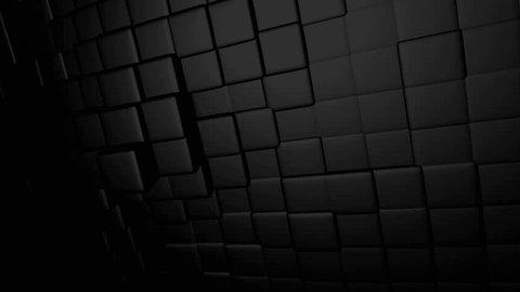 3D BLACK TEXTURE 05