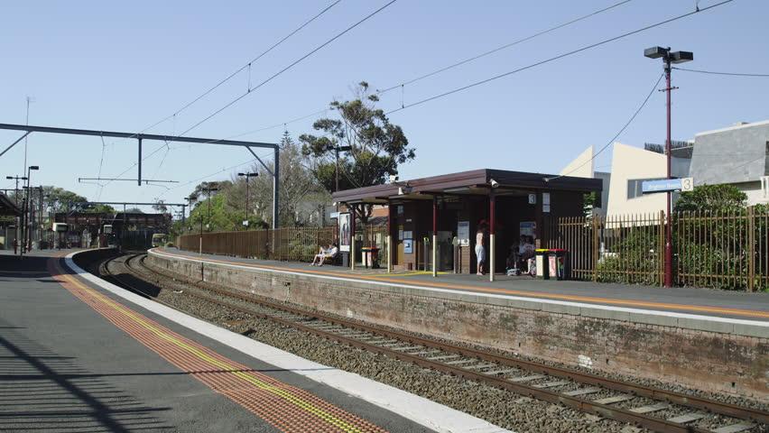 Melbourne Train Sex Tape