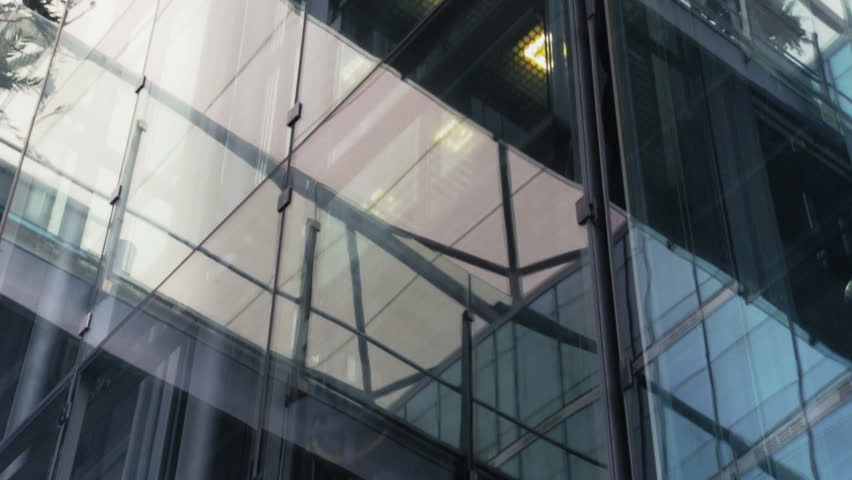Modern Architecture Videos beautiful fireworks reflection in modern architecture building