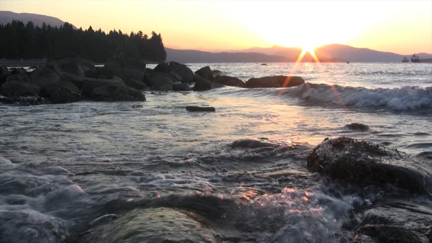 Picturesque Marine Sunset 2