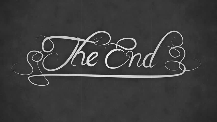 Image result for the end