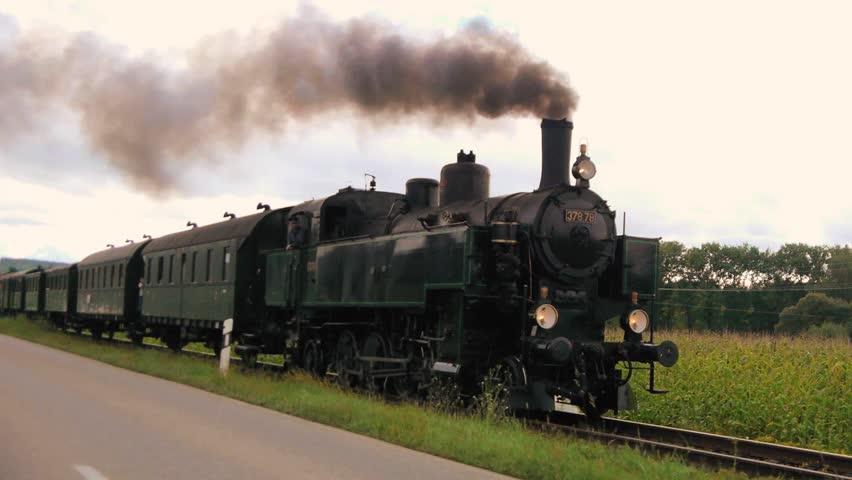 dh Steam Train TRANSPORT NEW ZEALAND NZR JA 1275 class type 4-8-2 ...