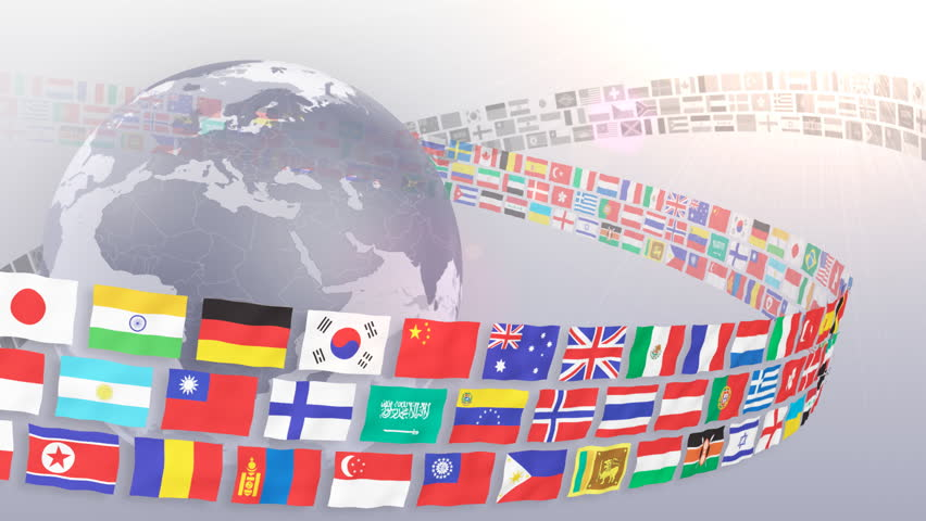 National flag and world map stock footage video 100 royalty free national flag and world map stock footage video 100 royalty free 474046 shutterstock gumiabroncs Image collections
