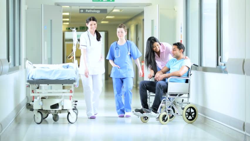 Hospital Stock Footage Video | Shutterstock