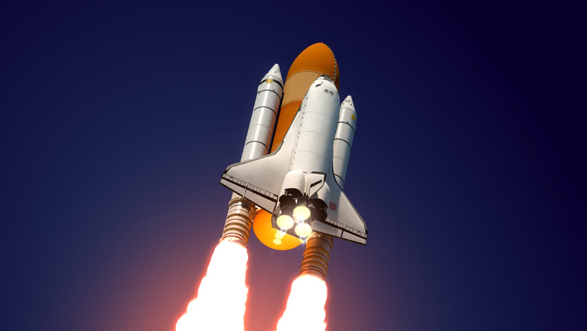 space shuttle animation - photo #37