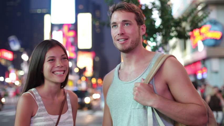 Dating New York Woman leeftijdsgrens dating