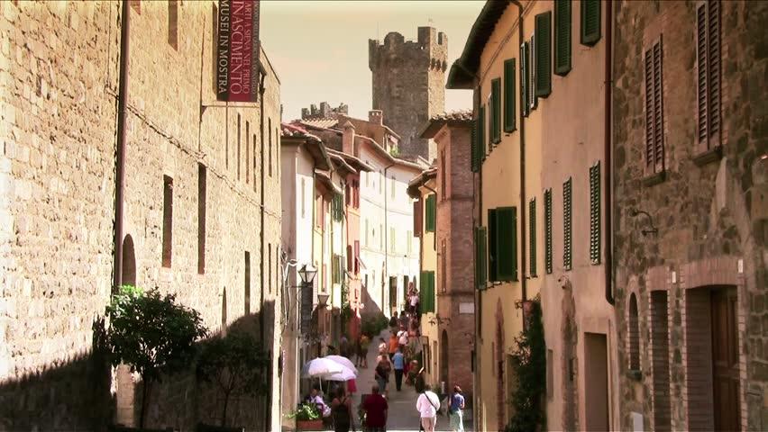 Header of Tuscany