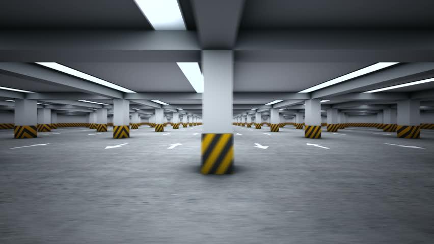 Parking Garage Stock Footage Video Shutterstock