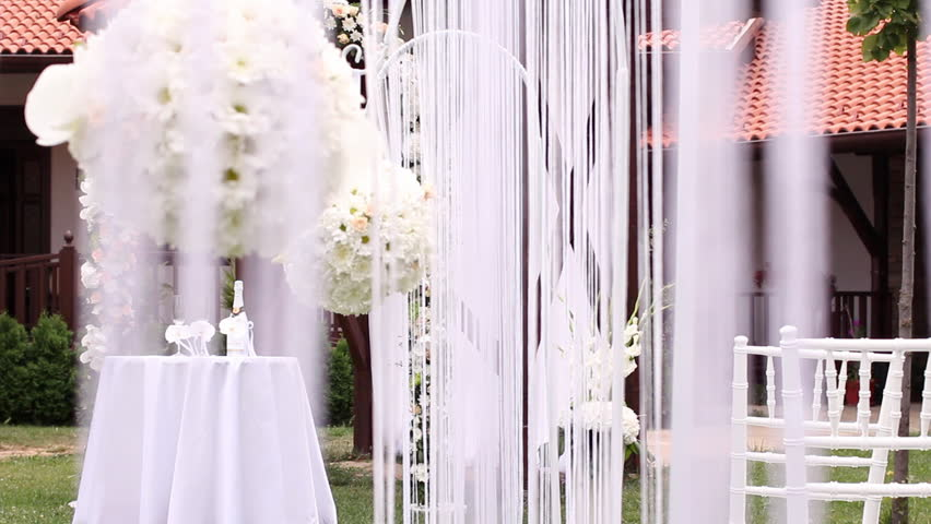 Stock video clip of wedding decoration party decoration shutterstock junglespirit Image collections
