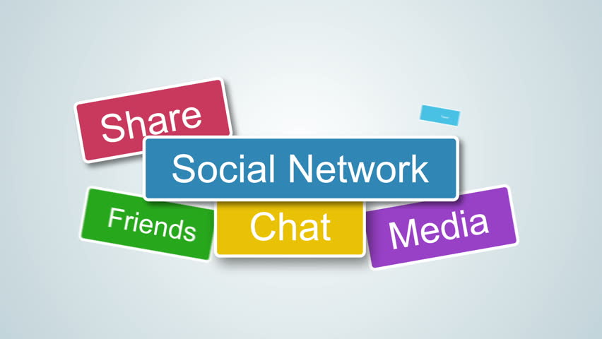 Social Network Concept with Alpha