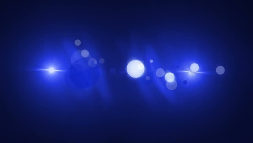 Elegant Blue Background - Abstract Motion Looping Background