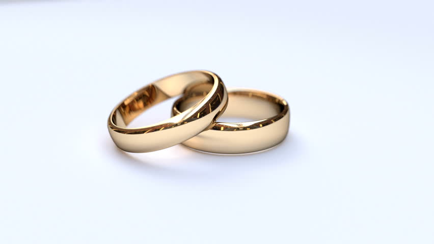 Wedding Rings Stock Footage Video 100 Royalty Free 5019446