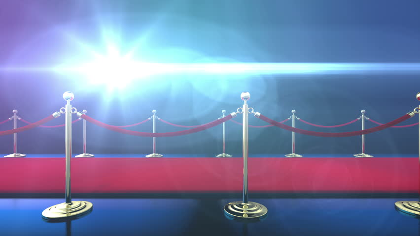 Loopable Red Carpet Event v2. Red carpet. High quality animation. Includes version with lights and clean render. Additionally, the alpha channel. The animation is looped
