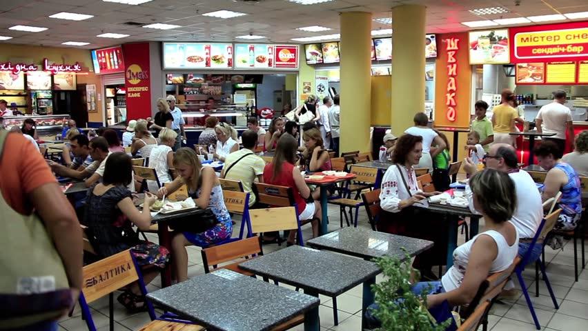 Resultado de imagem para fast-food restaurant.