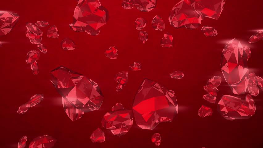 Heart Ruby Stock Footage Video 3398804 Shutterstock