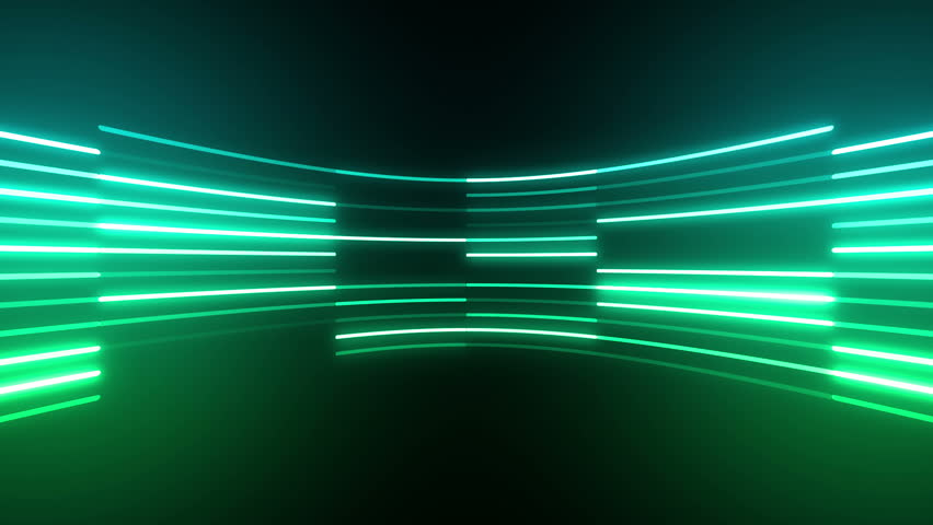 Neon Tube illumination Space background. | Shutterstock HD Video #5205806