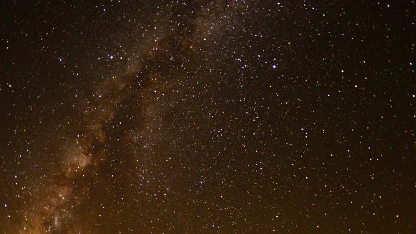 Time Lapse of Perseids Meteor Shower in Mojave National Park - 4K - 4096x2304, UHD, Ultra HD resolution #5217686