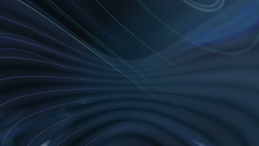 Animation of Blue Lens Flares And Vector Lines Abstract Background | Shutterstock HD Video #5244752