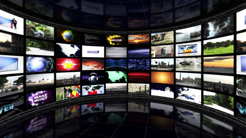 Monitors Room Background, Loop | Shutterstock HD Video #5294366