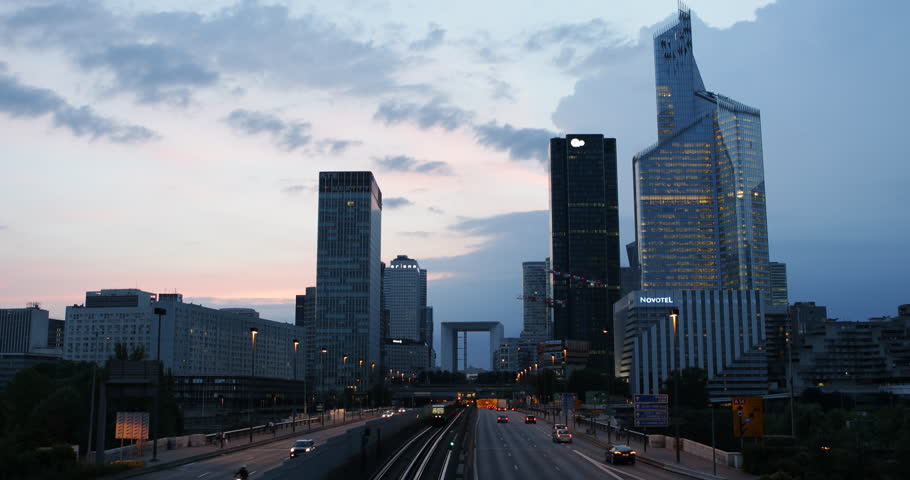 beijing china cbd skyline time lapse from day to night stock footage video 8533693 shutterstock. Black Bedroom Furniture Sets. Home Design Ideas