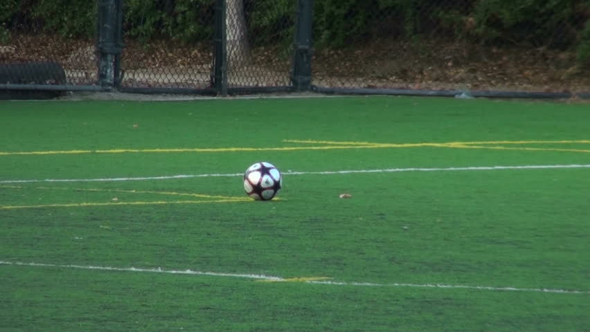 Goal kick - soccer match