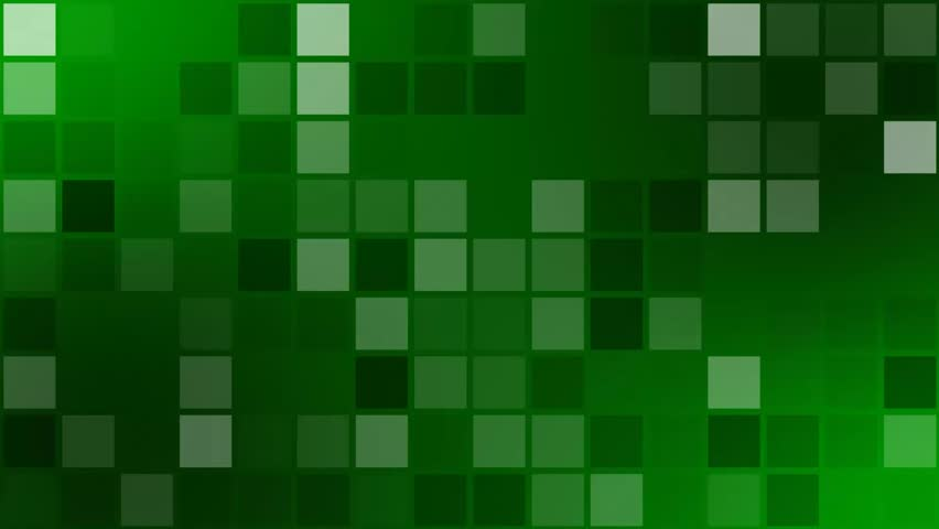 Animated mosaic -backgroundvideo - green screen | Shutterstock HD Video #5429036