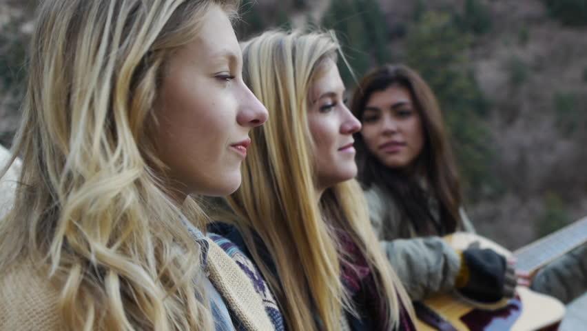 Girls two blonde teens in, furry bunny woman xxx
